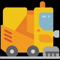 road-sweeper